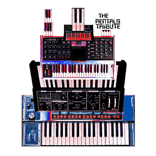 Friends of P - Tribute to the Rentals by Various Artists