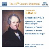 Symphonies Vol. 2 by Joseph Martin Kraus