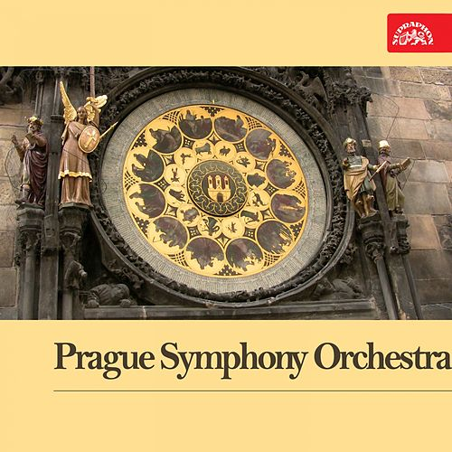 Prague Symphony Orchestra by Prague Symphony Orchestra