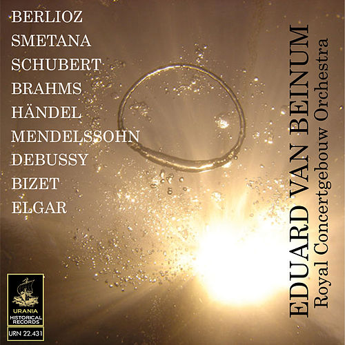 Van Beinum conducts Berlioz, Schubert, Bizet and others by Eduard Van Beinum
