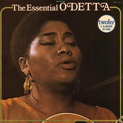 The Essential Odetta by Odetta