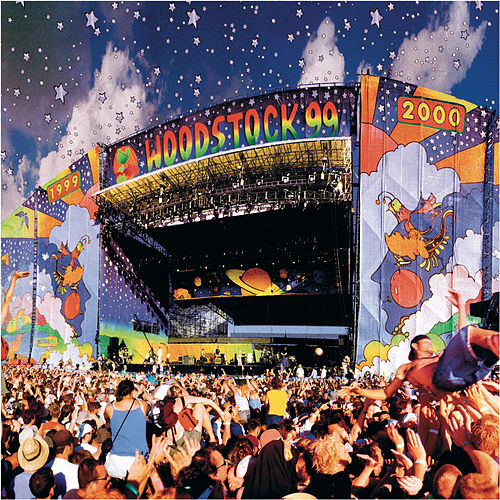 Woodstock 99, Vol. 1: Red Album by Various Artists