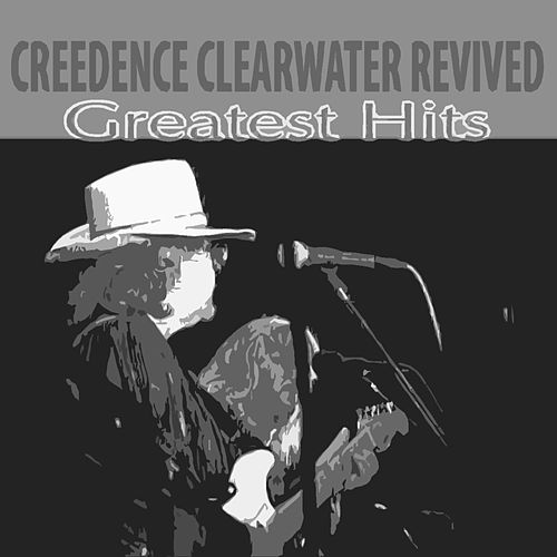Greatest Hits by Creedence Clearwater Revived