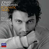 Romantic Arias by Jonas Kaufmann