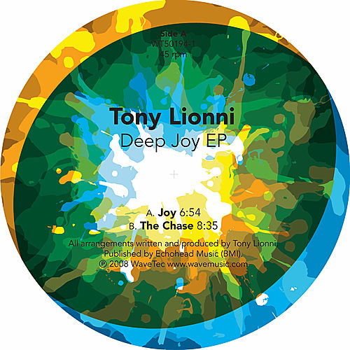 Deep Joy EP by Tony Lionni