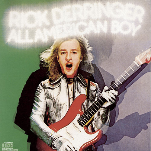 All American Boy by Rick Derringer