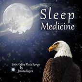 Sleep Medicine (30 Solo Native American Flute Tracks) by Jessita Reyes