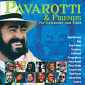 Pavarotti & Friends For Cambodia And Tibet by Luciano Pavarotti