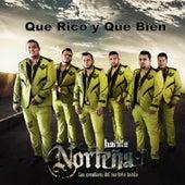 Que Rico y Que Bien by Banda Norteña
