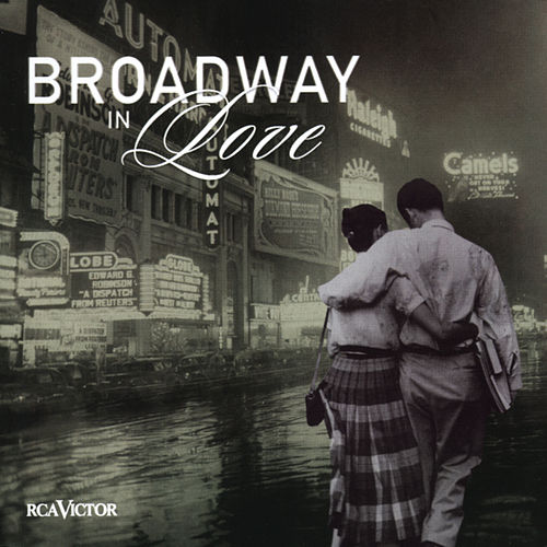 Broadway In Love by Various Artists