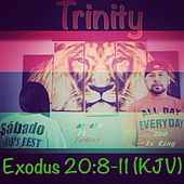 God Is King - Sabbath (feat. ToMBoy) by Trinity
