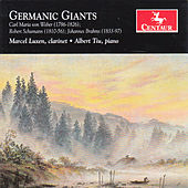 Germanic Giants by Marcel Luxen