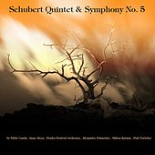 Schubert: String Quintet & Symphony No. 5 by Various Artists
