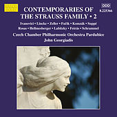 Contemporaries of the Strauss Family, Vol. 2 by Komorní filharmonie Pardubice
