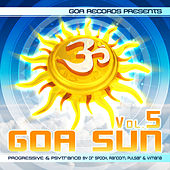Goa Sun, Vol. 5 (By Pulsar & Vimana Dr. Spook & Random) by Various Artists