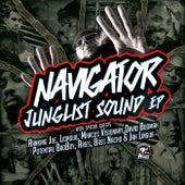Junglist Sound EP by Navigator
