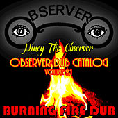 Observer Dub Catalog, Vol. 21 - Burning Fire Dub by Niney the Observer