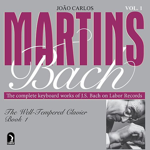 The Well-Tempered Clavier Book 1 by Johann Sebastian Bach