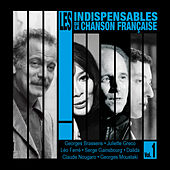 Les indispensables de la chanson française, Vol. 1 by Various Artists