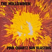 Pink Quartz Sun Blasting by The Hollow Men