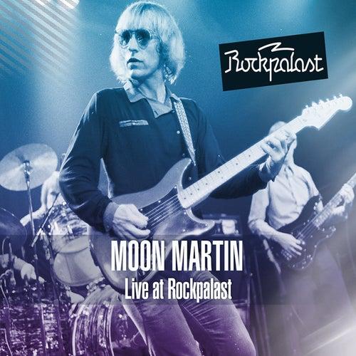 Live at Rockpalast Markthalle, Hamburg, Germany 21st January, 1981 by Moon Martin