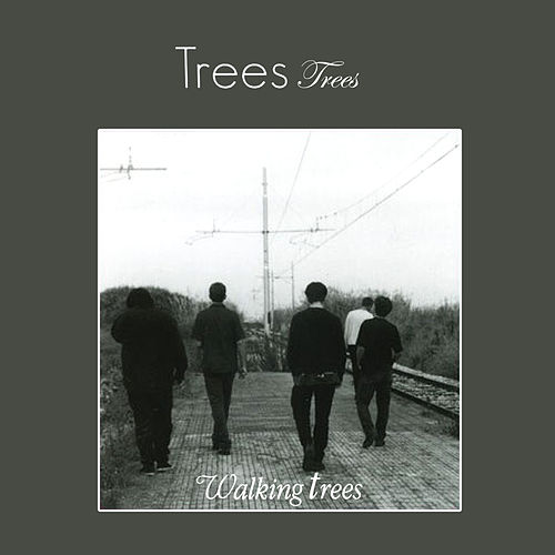 Walking Trees - Trees by Trees