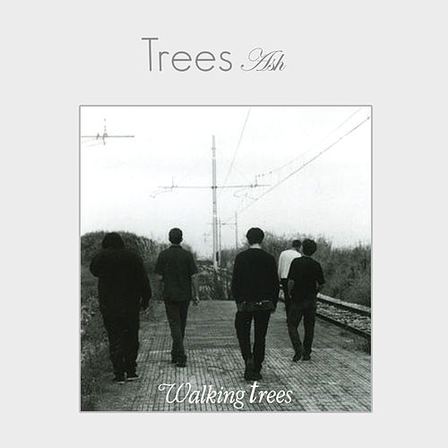 Walking Trees - Ash by Trees
