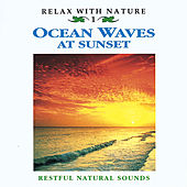Relax With Nature, Vol. 1: Ocean Waves at Sunset by Natural Sounds