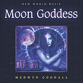 Moon Goddess by Medwyn Goodall