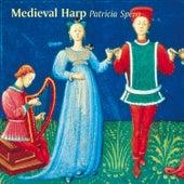Medieval Harp by Patricia Spero