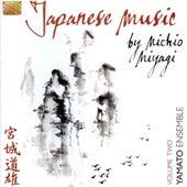 Japanese Music by Michio Miyagi Vol. 2 by Yamato Ensemble