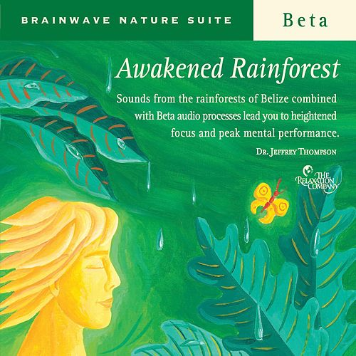 Awakened Rainforest by Dr. Jeffrey Thompson