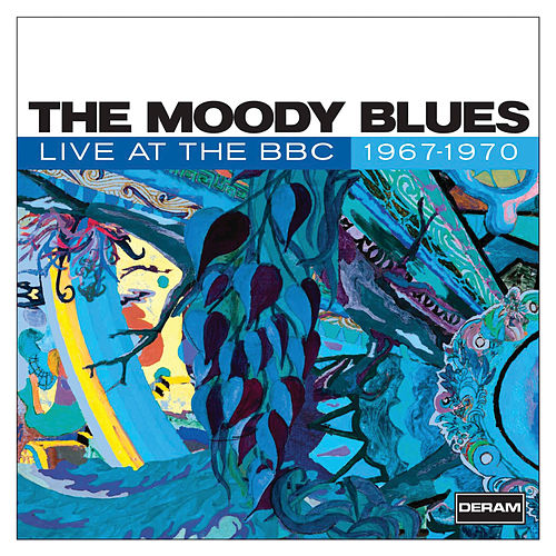 Live At the BBC 1967-1970 by The Moody Blues