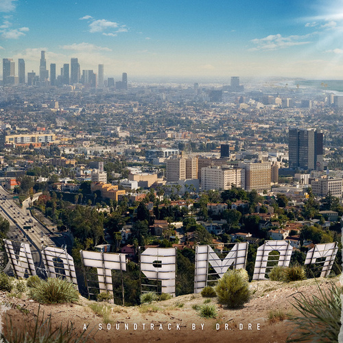 Compton by Dr. Dre