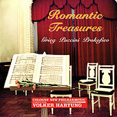 Grieg, Puccini & Prokofiev: Romantic Treasures by Various Artists