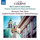 Czerny: Bel canto concertante by Rosemary Tuck