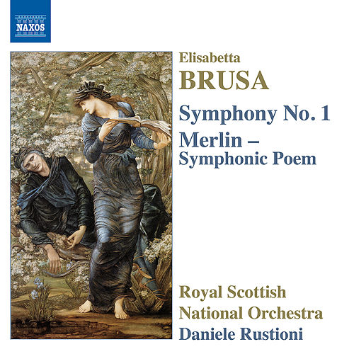 Brusa: Orchestral Works, Vol. 3 by Royal Scottish National Orchestra