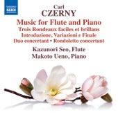 Czerny: Music for Flute & Piano by Kazunori Seo