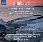 Sibelius: Kuolema, JS 113 & King Christian II, Op. 27 by Turku Philharmonic Orchestra