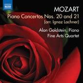 Mozart: Piano Concertos Nos. 20 & 21 (Arr. I. Lachner) by Alon Goldstein
