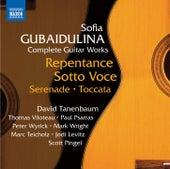 Gubaidulina: Complete Guitar Works by David Tanenbaum
