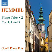 Hummel: Piano Trios, Vol. 2 by Gould Piano Trio