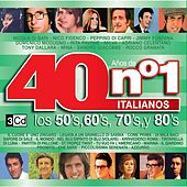 40 Años de No. 1 Italianos by Various Artists