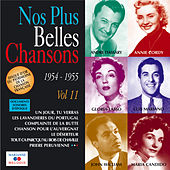 Nos plus belles chansons, Vol. 11: 1954-1955 by Various Artists