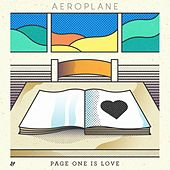 Page One Is Love by Aeroplane