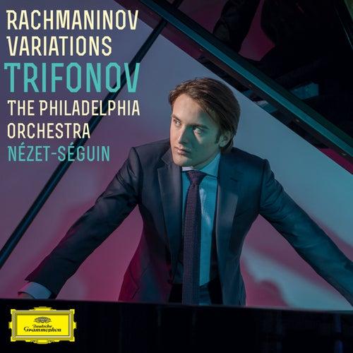 Rachmaninov Variations by Daniil Trifonov