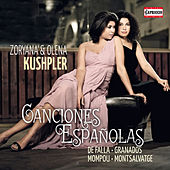 Canciones Españolas by Various Artists