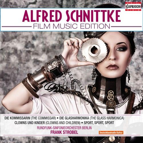 Schnittke: Film Music Edition by Rundfunk-Sinfonieorchester Berlin