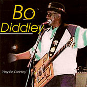 Hey Bo Diddley by Bo Diddley