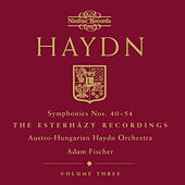 Haydn: Symphonies Nos. 40 - 54 - The Esterházy Recordings by Austro-Hungarian Haydn Orchestra